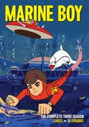 Marine Boy - Complete 3rd Season (3-Disc)