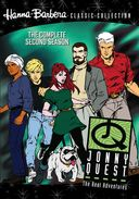 Jonny Quest: The Real Adventures - Complete 2nd Season (3-Disc)