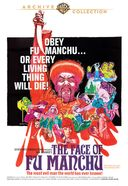 The Face of Fu Manchu (Widescreen)
