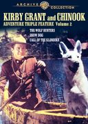 Kirby Grant and Chinook Adventure Triple Feature,