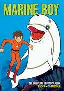Marine Boy - Complete 2nd Season (3-Disc)