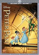 Peter Pan (DVD + Blu-ray)