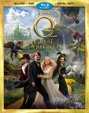 Oz the Great and Powerful (Blu-ray + DVD)