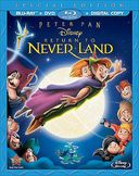 Return to Never Land (Blu-ray + DVD)