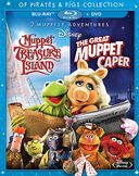 The Great Muppet Caper / Muppet Treasure Island