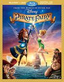 The Pirate Fairy (Blu-ray + DVD)