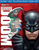 Justice League: Doom (Blu-ray + DVD)