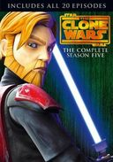 Star Wars: The Clone Wars - Season 5 (4-DVD)