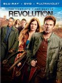 Revolution - Complete 1st Season (Blu-ray + DVD)
