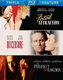 Fatal Attraction / Disclosure / A Perfect Murder