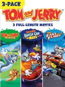 Tom and Jerry 3-Pack (Tom and Jerry: The Movie /
