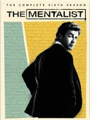 The Mentalist - Complete 6th Season (5-DVD)
