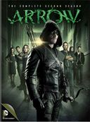 Arrow - Complete 2nd Season (5-DVD)