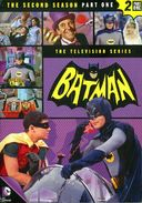 Batman - 2nd Season, Part 1 (4-DVD)