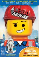The Lego Movie (Everything Is Awesome Edition)