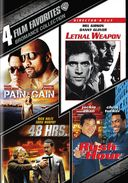 4 Film Favorites: Bromance Collection (Pain &