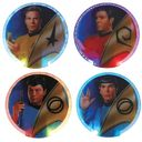 Star Trek - Lighted Coasters (Set Of 4)