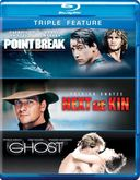 Point Break / Next of Kin / Ghost (Blu-ray)