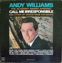 Call Me Irresponsible And Other Hit Songs From