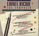 Lionel Richie the Composer: Great Love Songs With