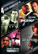4 Film Favorites: Extreme Action (Eraser / The