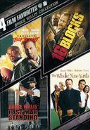 Bruce Willis - 4 Film Favorites (The Last Boy