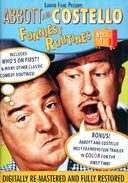 Abbott & Costello - Funniest Routines, Volume 1