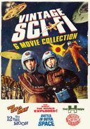 Vintage Sci-Fi: 6-Movie Collection (2-DVD)