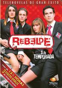 Rebelde - Season 1 (3-DVD) (Spanish, Subtitled in