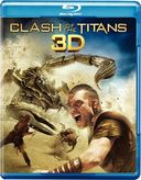 Clash of the Titans 3D (Blu-ray)