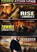 Zombie Attack 3-Pack (Rise of the Zombies / 2012: