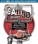 Saw: The Final Chapter 3D (Blu-ray + DVD)