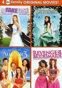 4 ABC Family Original Movies (2-DVD)
