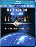 Explorers: From the Titanic to the Moon(Blu-ray +
