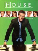 House - Season 4 (4-DVD)