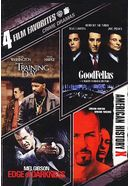 4 Film Favorites: Crime Dramas (Training Day /