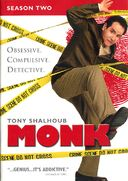 Monk - Season 2 (4-DVD)