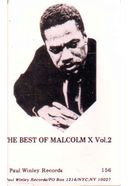 Best of Malcolm X, Volume 2