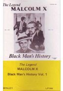 The Legend Malcolm X - Black Man's History,