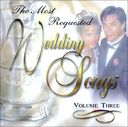 Most Requested Wedding Songs, Volume 3