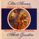"Symphony #4 ""The Cycle"" / Milena for Soprano &"