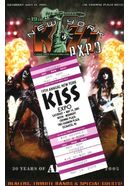 KISS - Convention Guide & Ticket: 19th Annual New
