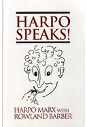 Harpo Marx - Harpo Speaks!