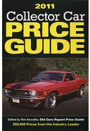 Collector Car Price Guide 2011