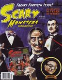 Scary Monsters Magazine #40