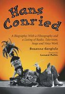 Hans Conried - A Biography: With A Filmography