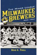 Baseball - Minor League Milwaukee Brewers,