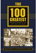 Baseball - 100 Greatest Baseball Players of The