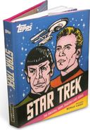 Star Trek - Topps Trading Card Series Hard