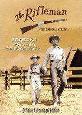 The Rifleman - Season 1, Volume 2 (4-DVD)
